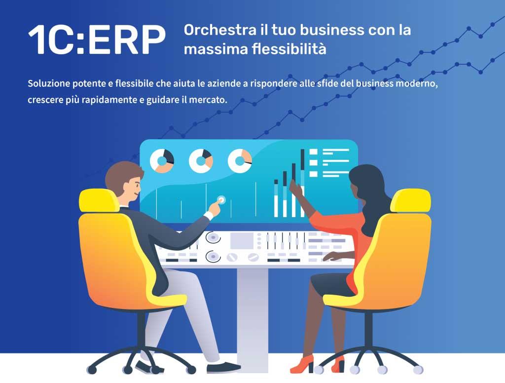 1C ERP Software Gestionale