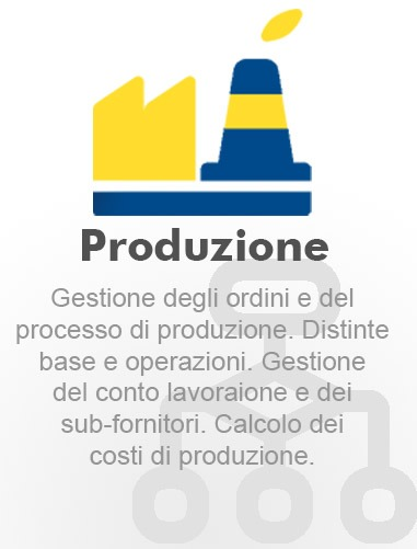produzione gestionale
