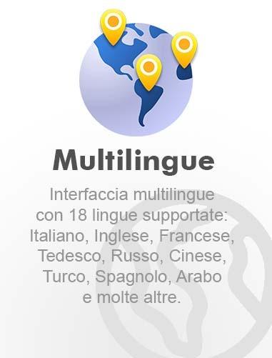 ERP Multilingue